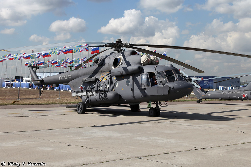 Ми-8МТВ-5-1 (Mi-8MTV-5-1)