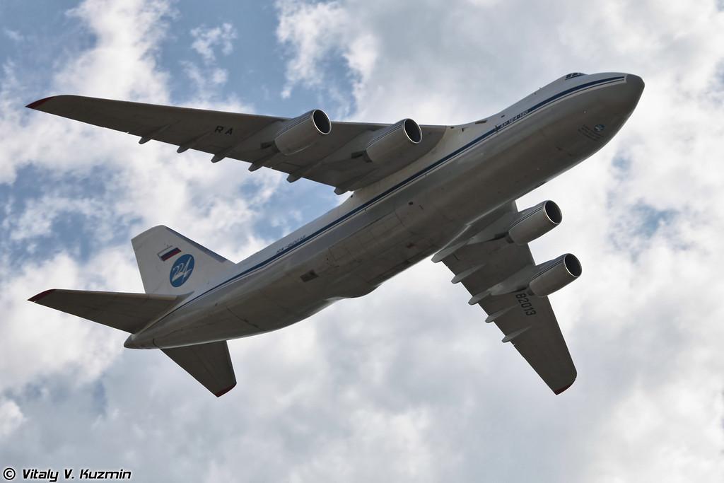 Ан-124-100 (Antonov An-124-100 Ruslan)
