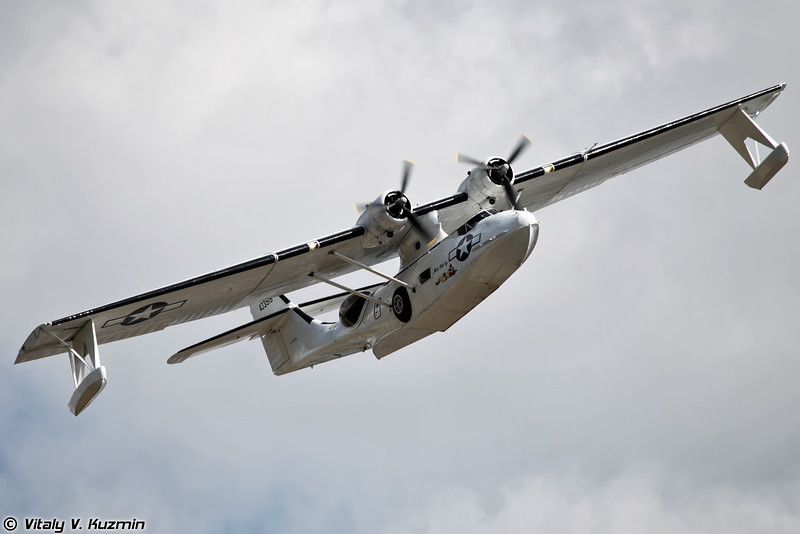Consolidated PBY Catalina OA-10