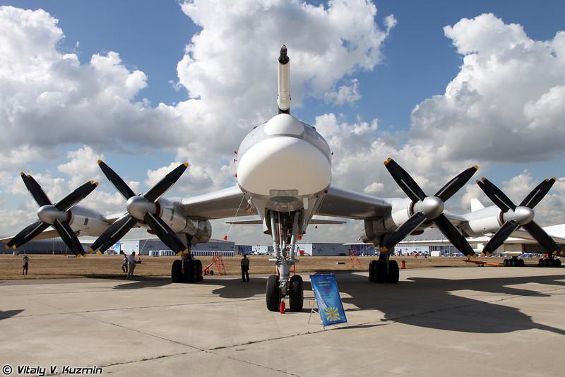 Ту-95МС (Tupolev Tu-95MS)