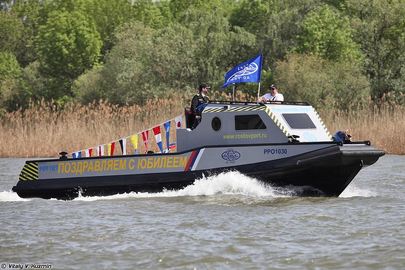 Катер РИФ 112 Т (RIF 112 T boat)