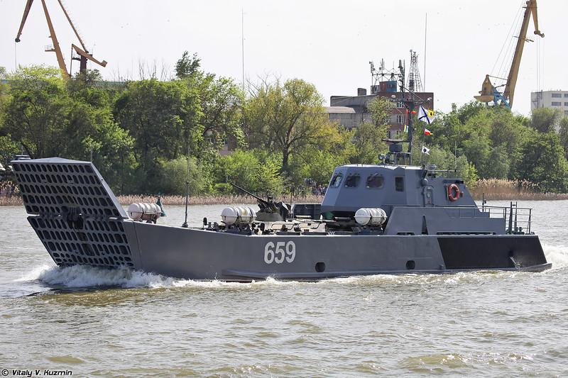 Десантный катер Д-199 проекта 11770 Серна (D-199 Serna class / Project 11770 landing craft)