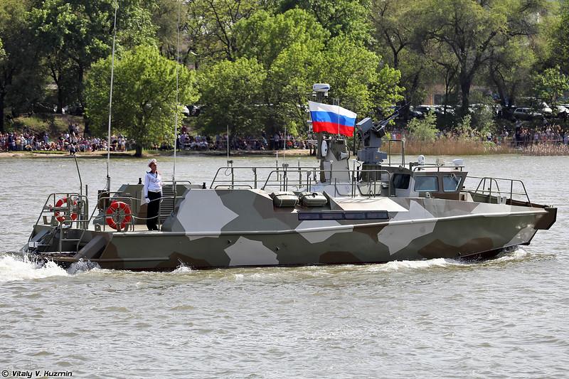 Патрульный катер П-275 проекта 03160 Раптор (P-275 Project 03160 Raptor assault craft)