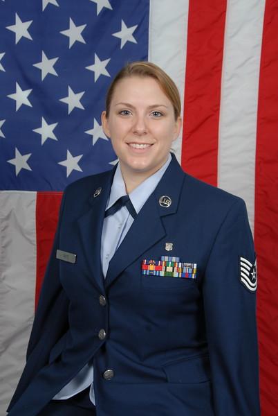 Official U.S. Air Force Photograph Tech. Sgt. White