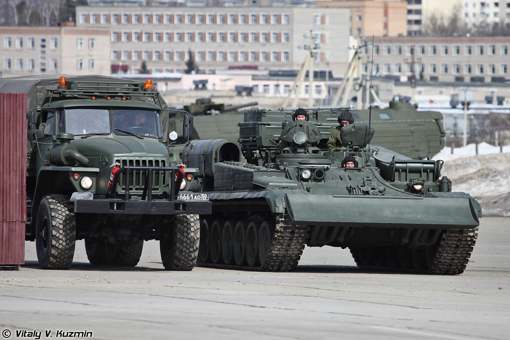 КТ-Л и БРЭМ-1 (KT-L and BREM-1)