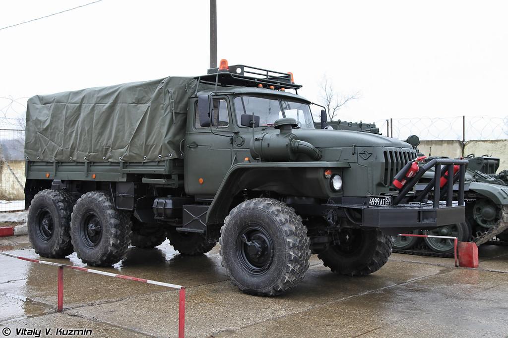 Колесный транспортер эвакуационный КТ-Л. (Light wheeled evacuation carrier KT-L.)