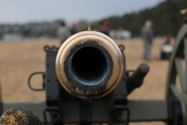 148th Civil War Re-Enactment - Bentenville