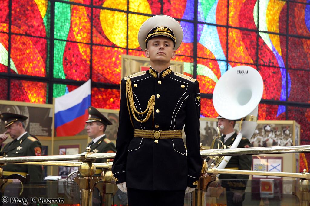 Военно-морской флот (NAVY new uniform)
