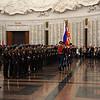 Присяга 154-го отдельного комендантского полка (154 Detached commandant regiment recruits oath)
