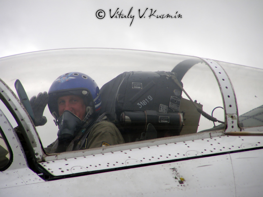 Выступление АГВП Русские витязи (Russian knights aerobatics)