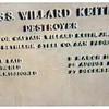 1965 Ship's Plaque