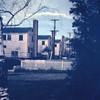1963-02 - Ft Ben Harrison barracks - Note coal for firing the furnaces