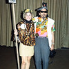 Halloween at O Club - 1967 - Sue and Joe Turner