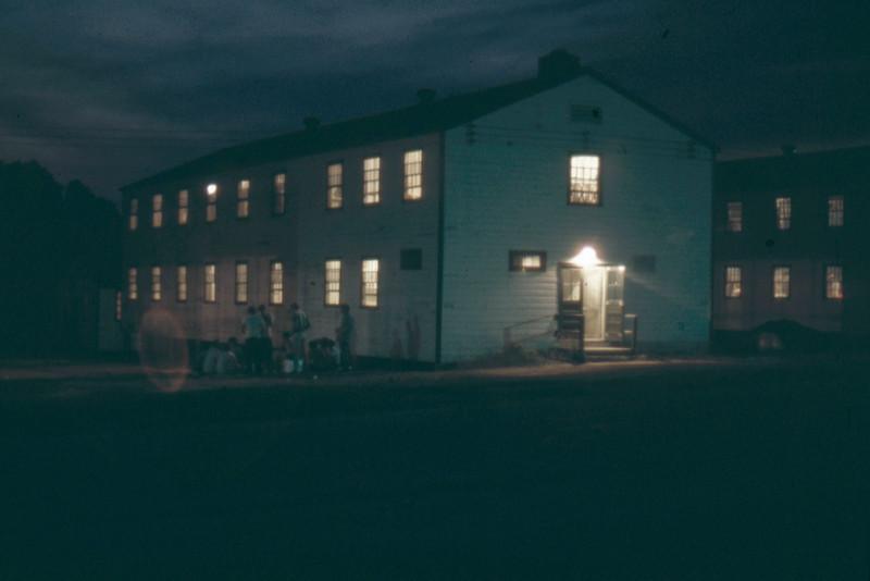 Ft Pickett barracks