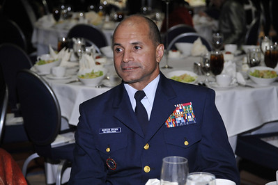 Coast Guard Rear Admiral Brown