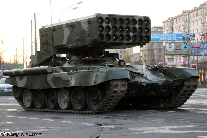 ТОС-1А (TOS-1A)