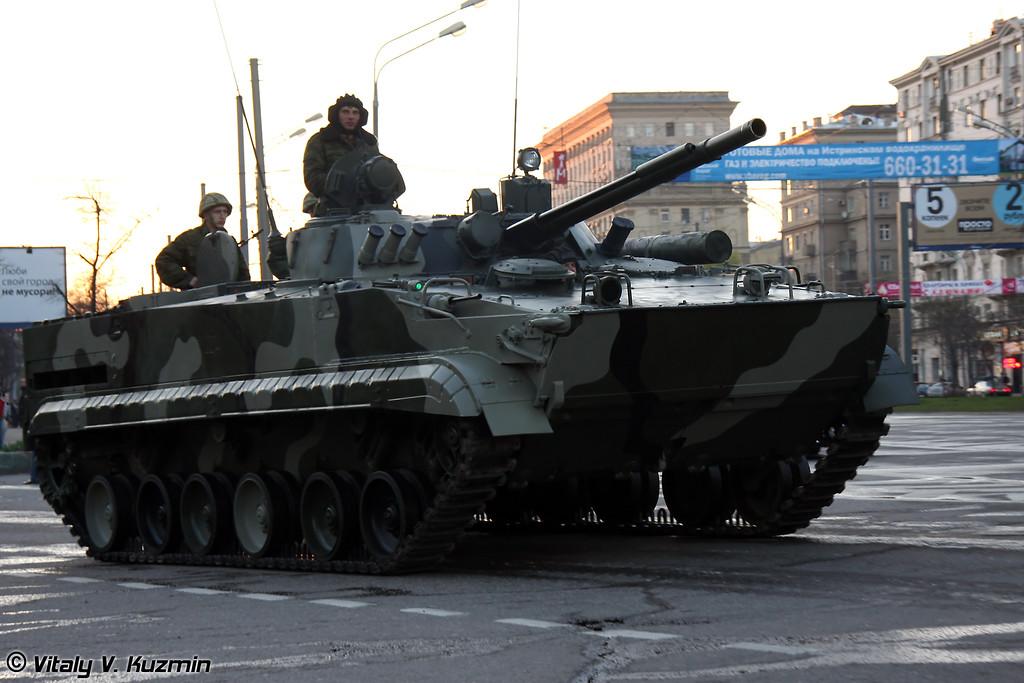БМП-3 (BMP-3)