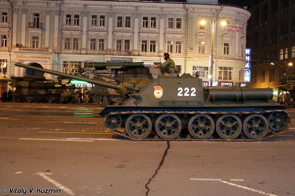 СУ-100 (SU-100)
