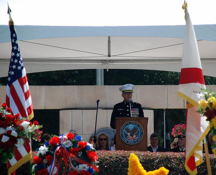 General Scott Hartsell.