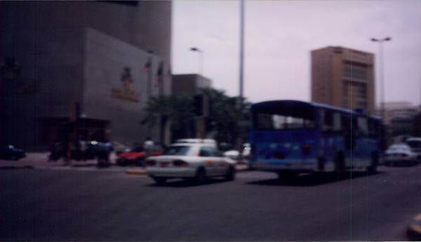 2002-04 Kuwait City traffic