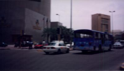 2002-04 Kuwait City traffic