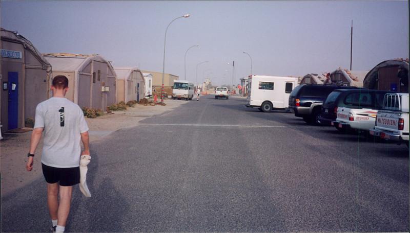 2002-04 Al Jaber AB, Kuwait.  Austin