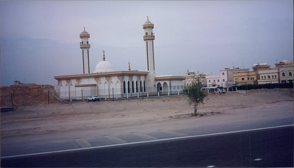 2002-04 Kuwait City Mosque