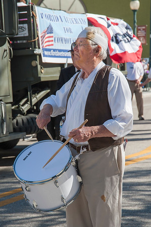 2012 Veterans Day Parade, Sarasota, Florida