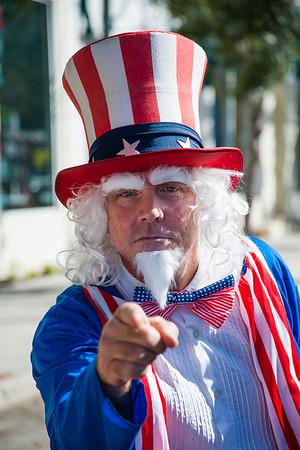 2012 Veterans Day Parade, Sarasota, Florida