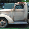 Chevrolet truck 1937 side lf