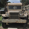 Dodge WC-51 ¾T weapons carrier, winter top front