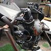 Continental W670 Ordinance Engine 7 cyl M3 Stuart side