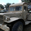 Dodge WC-51 ¾T weapons carrier, winter top ft lf