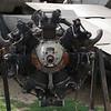 Continental W670 Ordinance Engine 7 cyl M3 Stuart front