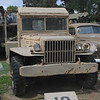 Dodge WC-51 ¾T weapons carrier, winter top ft rt