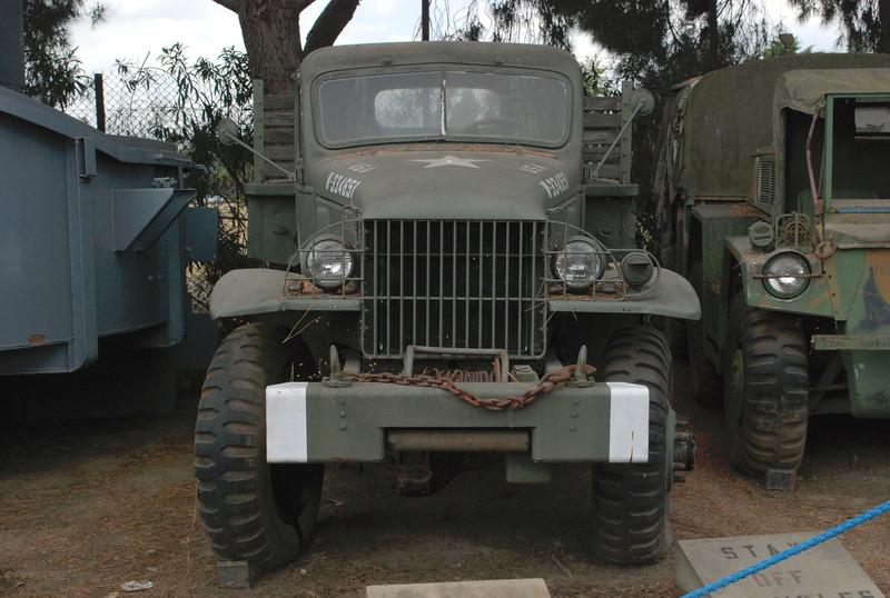 Chevrolet 1½T front