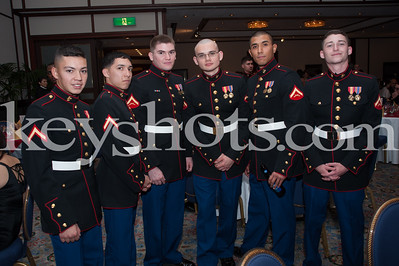 Camp Fuji Marine Ball 2014