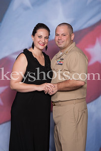 USS Antietam Khaki Ball 2014