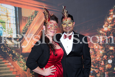 USS Blue Ridge Winter Masquerade Party 2014