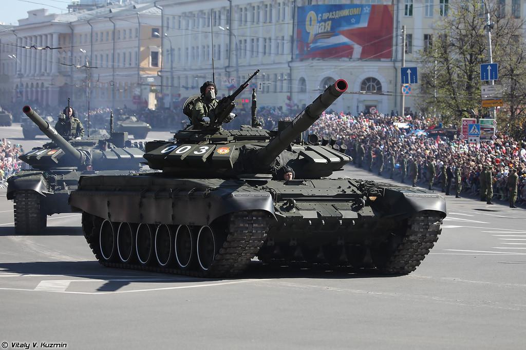 Т-72Б3 (T-72B3)