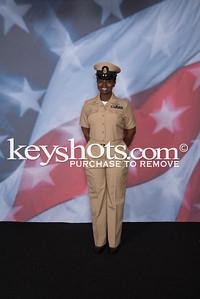 USS Fitzgerald & USS Antietam Khaki Ball 2016