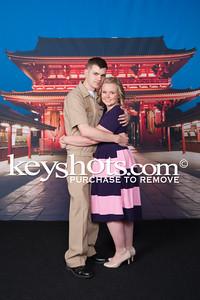 USS Ronald Reagan Khaki Ball 2016