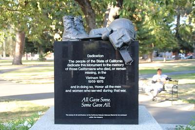 2016 Sacramento VietNam Memorial