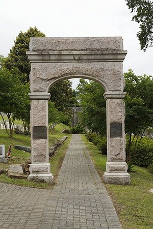2017 Historic Oakwood Confederate Cemetery Proofs
