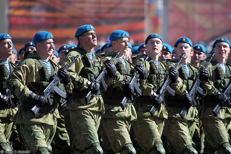 Военнослужащие 2-й отдельной бригады специального назначения (2nd Separate Special Purpose Brigade)