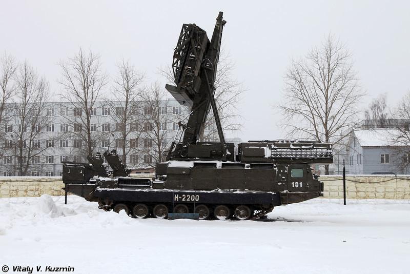 РЛС 9С15М Обзор-3 (9S15M Obzor-3 radar)
