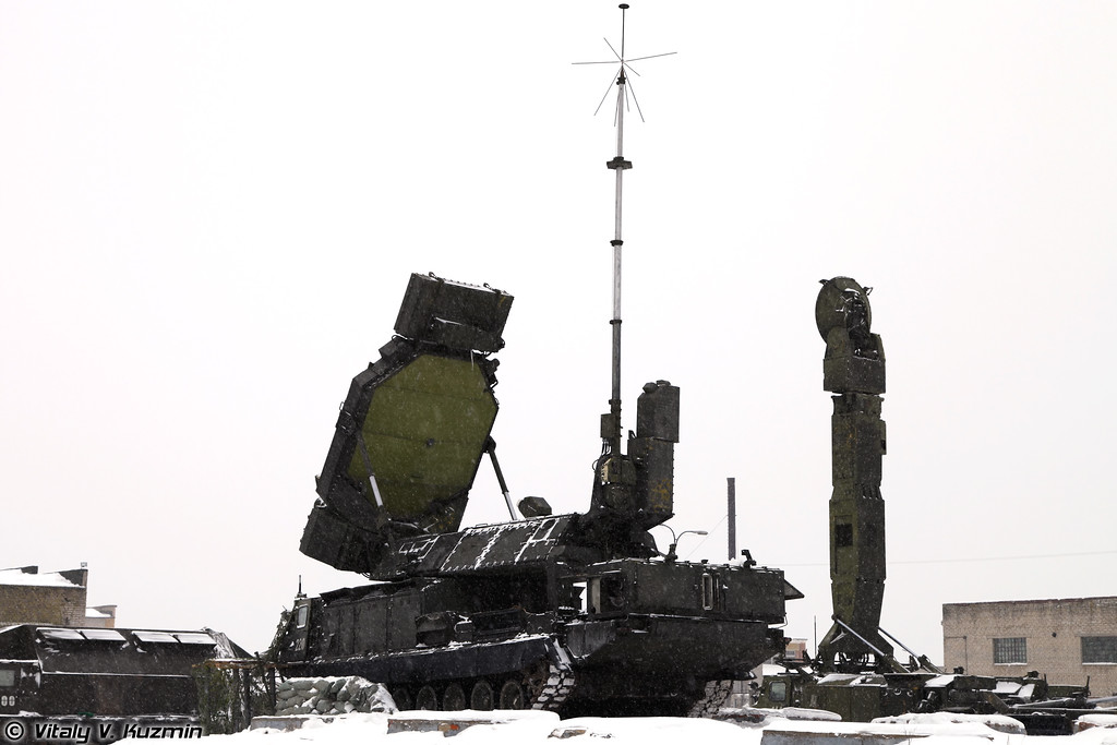 МСНР 9С32 (9S32 engagement radar)