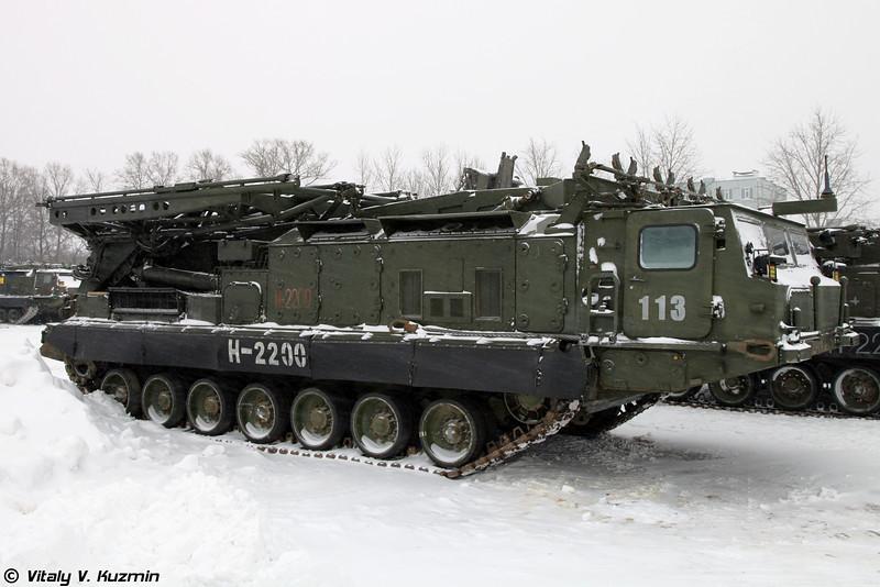 ПУ 9А83 С-300В (9A83 TELAR S-300V)