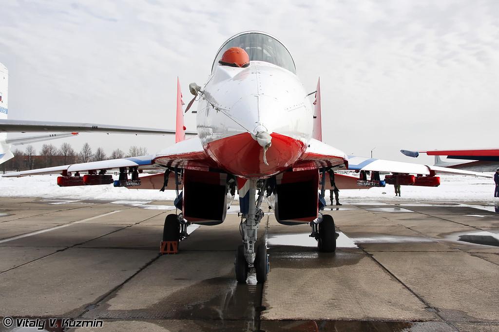 МиГ-29УБ (MiG-29UB)