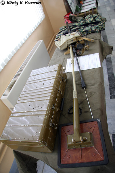 Миноискатель ИМП (IMP mine detector)
